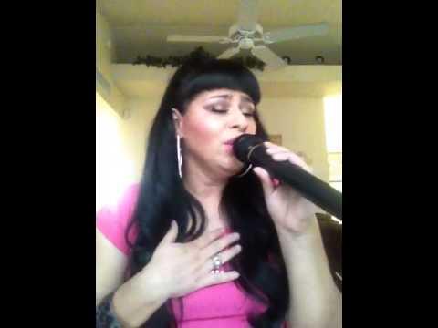 Ana Laura Galvez - No Llega El Olvido (Jenni Rivera Cover)