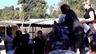 Llegan apoyos de la Fundación SOLO POR AYUDAR a las comunidades Yaquis.
