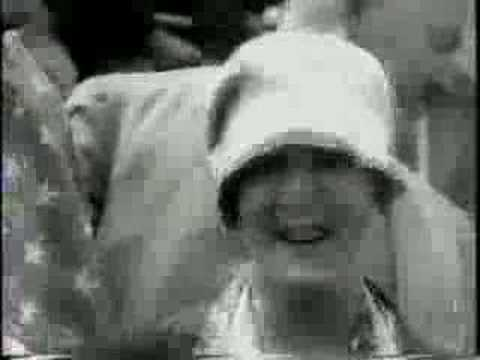 Gertrude Ederle, 1st Ticker-tape Parade in 1926, NY 1959/8/27