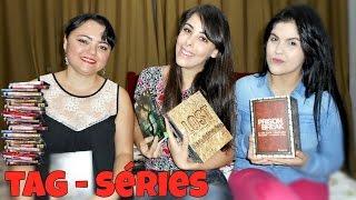 Vídeo: Tag séries