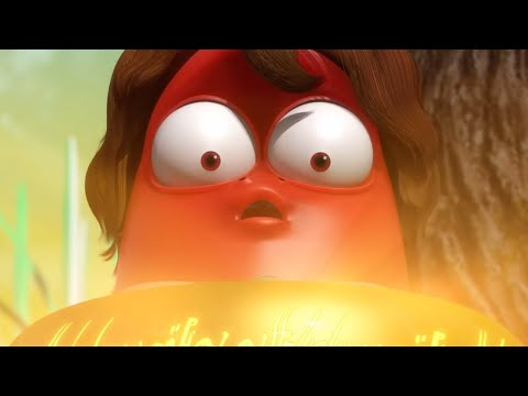 LARVA - ONE RING TO RULE | Cartoon Movie | Cartoons For Children | Larva Cartoon | LARVA Official