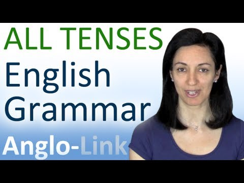 tense - In this English Lesson we will review all of the tenses we have previously covered in our 'Learn The Tenses' series. This includes all present, past and futu...