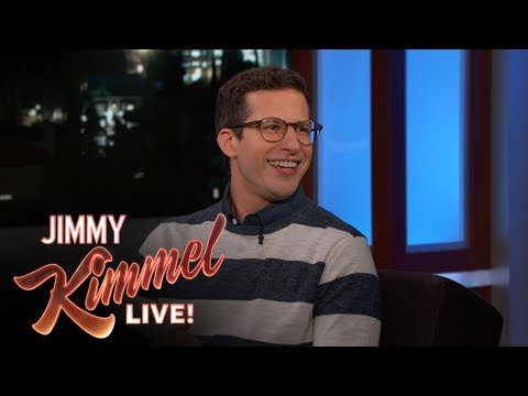 Andy Samberg on NBA