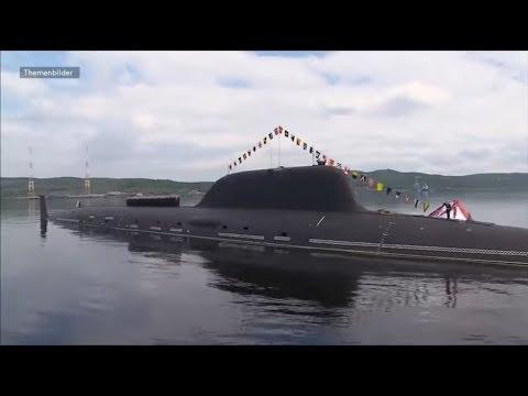 Russland: U-Boot-Drama - viele Fragen bleiben offen