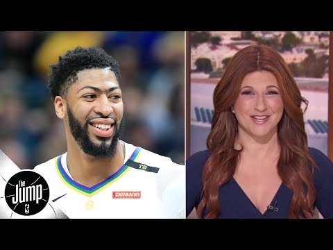 The Anthony Davis Trade Is Just The Start: This Will Be A Whole New NBA - Rachel Nichols | The Jump