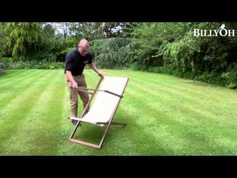 Hampton Deck Chair