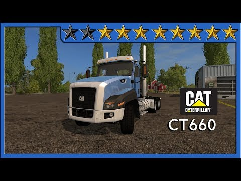 Caterpillar CT660 v1.1