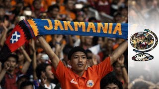Step Into The Madness Of Indonesian Football