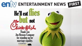 Hollywood celebrities are trolling Chick-Fil-A after the fast food chain began making controversial statements against gay marriage. Now even the Muppets won't ...