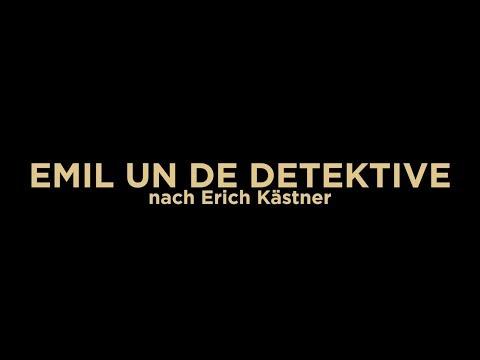 EMIL UN DE DETEKTIVE nach Erich Kästner - Premiere am 03.12.2017