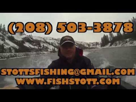 Clearwater River Steelhead Guides