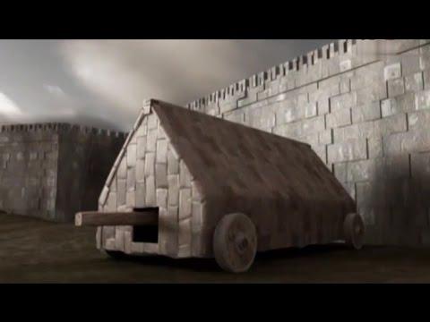 Секреты древней бронетехники (видео)