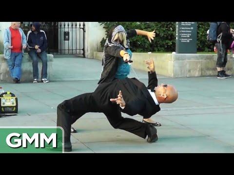 6 Unbelievable Street Performances