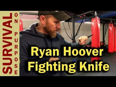 First Edge / Ryan Hoover HR1 Fighting Knife