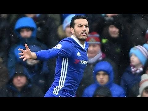 Burnley vs Chelsea 1 1 All Goals & Highlights   EPL   12 02 2017 HD - New 1018