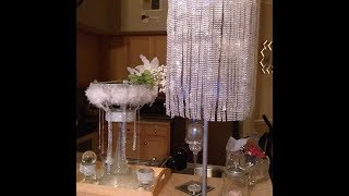 How to make a Chain floor lamp
