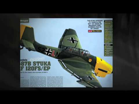 February 2011 Model Airplane News Table of Contents