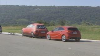 Nonton 2013 Mercedes A Class   Collision Prevention Assist Film Subtitle Indonesia Streaming Movie Download