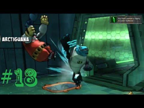ben 10 omniverse playstation 3 game