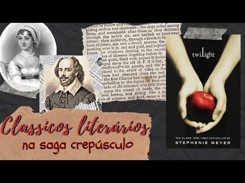 A literatura clássica na saga crepúsculo