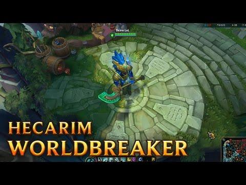 Hecarim Hung Thần - Worldbreaker Hecarim