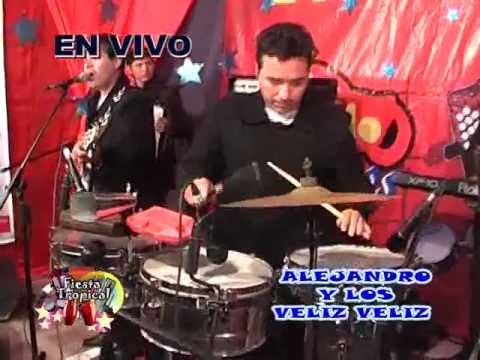 Alejandro y Los Veliz Veliz - En Vivo en Fiesta Tropical (3/4)