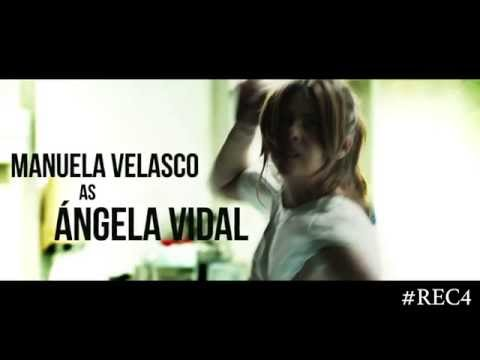 [REC] 4 Apocalypse Character Video 'Angela Vidal'