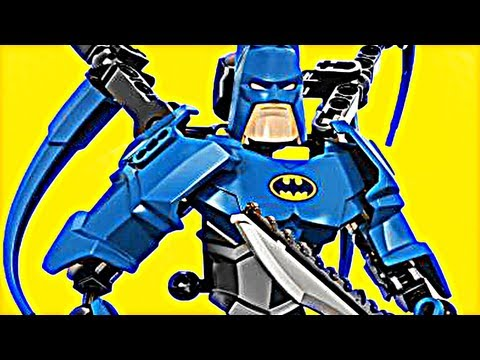 Vidéo LEGO DC Comics Super Heroes 4526 : Batman