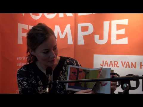 Marieke Remans leest voor