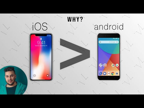 Why iPhone's iOS is Better Than Android?