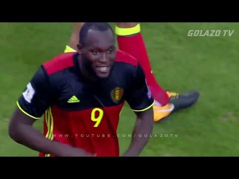 Greece vs Belgium 1-2 - All Goals & Highlights - World Cup Qualifiers 03/09/2017 - HD