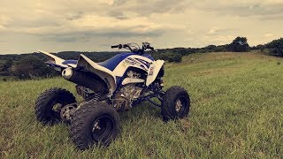 5. 2017 Raptor 700r Riding Movie