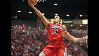 Arizona Basketball Highlights At SDSU