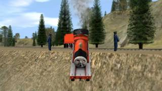 Unusual Thomas and Friends Trainz Video with Animation Stuff