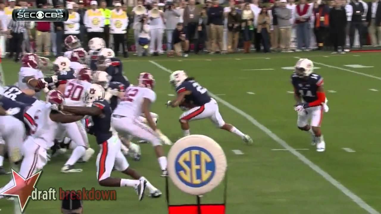 Tre Mason vs Alabama (2013)