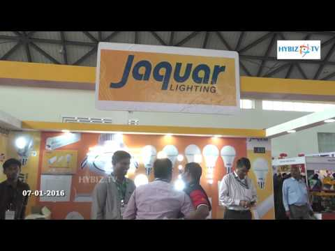 , Jaquar Lighting-Electriexpo 2017 Hitex Hyderabad