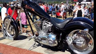 7. 2006 AMERICAN IRONHORSE TEXAS CHOPPER