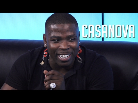 Casanova on Rapping for 1 Year, Jail with A$AP Rocky + Taxstone W/Nessa