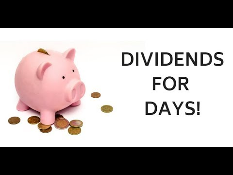 Daily Dividend Portfolio Progress PLUS Access to Bumped App!!