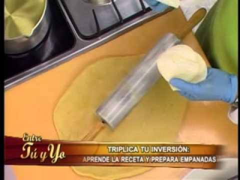 Festival de empanadas: aprende la receta del negocio