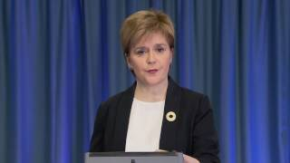 First Minister Statement: Manchester Bombing