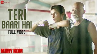 Nonton Teri Baari Hai Full Video | MARY KOM | Priyanka Chopra | Mohit Chauhan | HD Film Subtitle Indonesia Streaming Movie Download