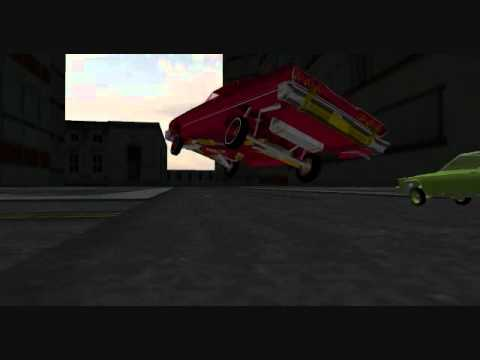 Video of Lowrider Car Game Deluxe