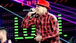 Chris Brown Bet Awards 2014 'Loyal' Performance Was Surprising