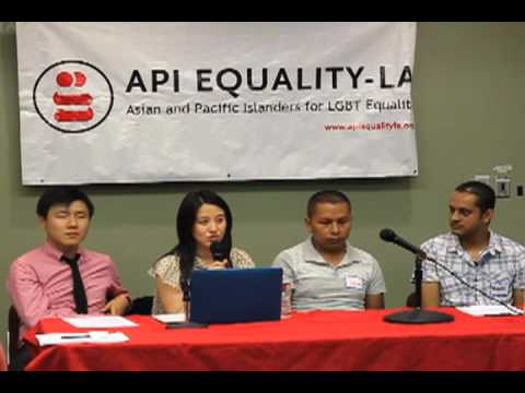 Immigration Panel: Angela Chen on Asian American Political Involvement