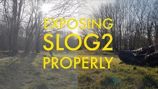 Video How To Expose SLOG2 Properly - Plus How I Colour My Channel Footage MP3, 3GP, MP4, WEBM, AVI, FLV Desember 2018