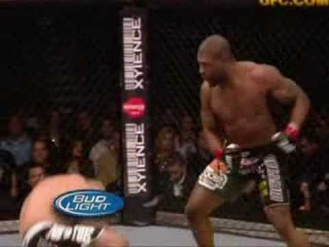 Best Moments in Mixed Martial Arts