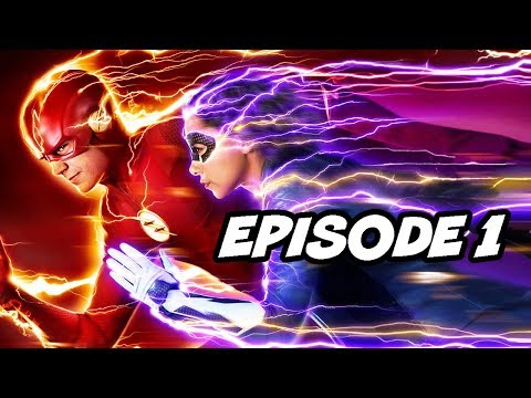 The Flash Season 5 Episode 1 Trailer And Bart Allen News Explained
