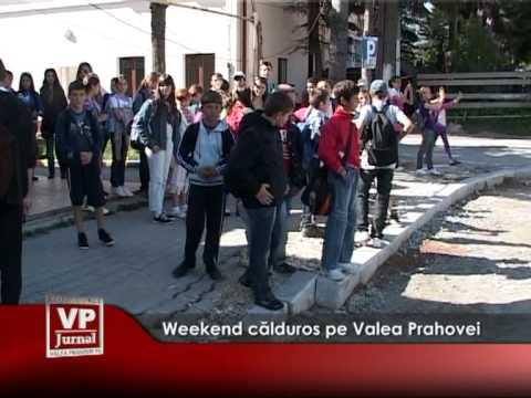 WEEKEND CALDUROS PE VALEA PRAHOVEI