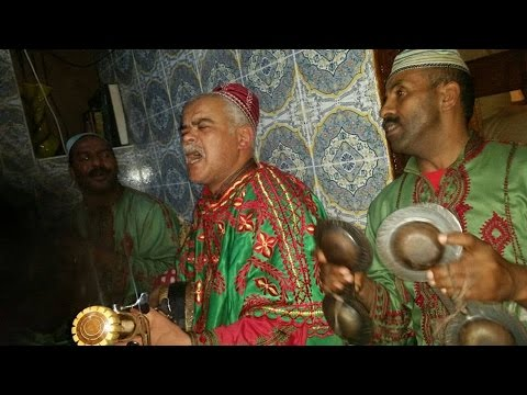 Lila Màalam Abdelkader Amlil – Lhoumer -_ Bouri Ya Bouri _-' & Gnawa Oulad Bambra